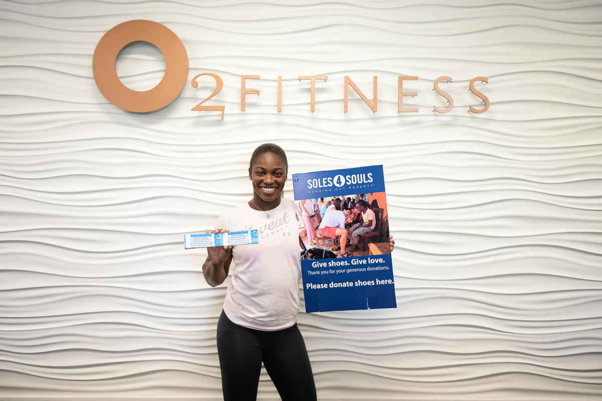 Volvo Car Open Partners With Sloane Stephens To Collect Shoes In
